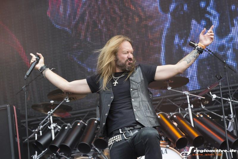Hammerfall (live beim Wacken Open Air, 2014)