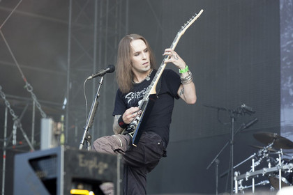 Finnen - Fotos: Children of Bodom live beim Wacken Open Air 2014