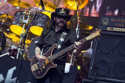 Erholt - Fotos: Motörhead live beim Wacken Open Air 2014
