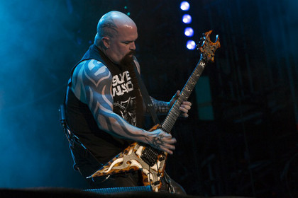 Legenden - Fotos: Slayer live beim Wacken Open Air 2014