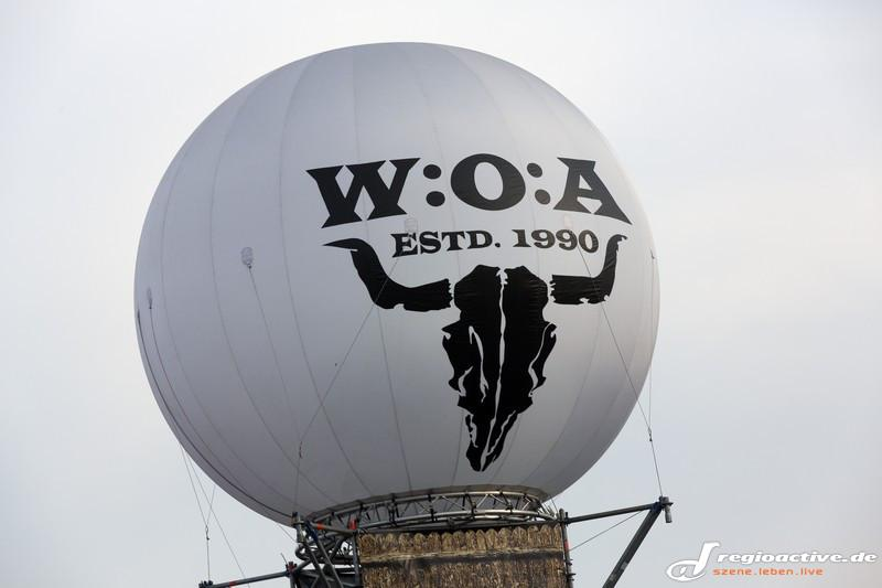 Impressionen vom Samstag (Wacken Open Air in Wacken,2014)