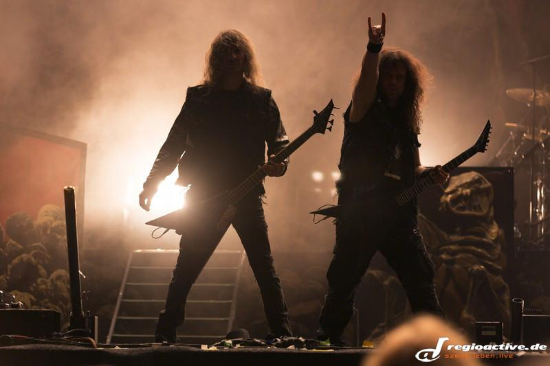 Kreator (live beim Wacken Open Air, 2014)