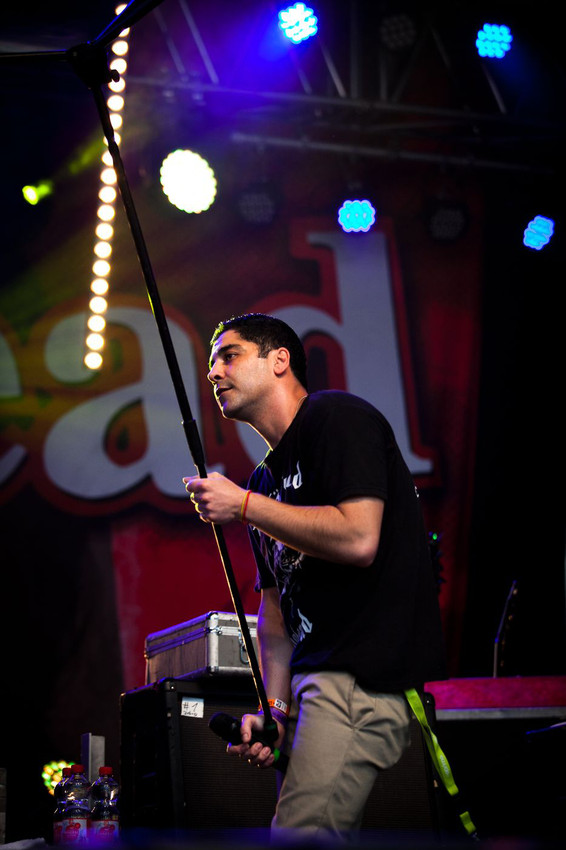 Zebrahead (live beim Mini-Rock Festival in Horb, 2014)
