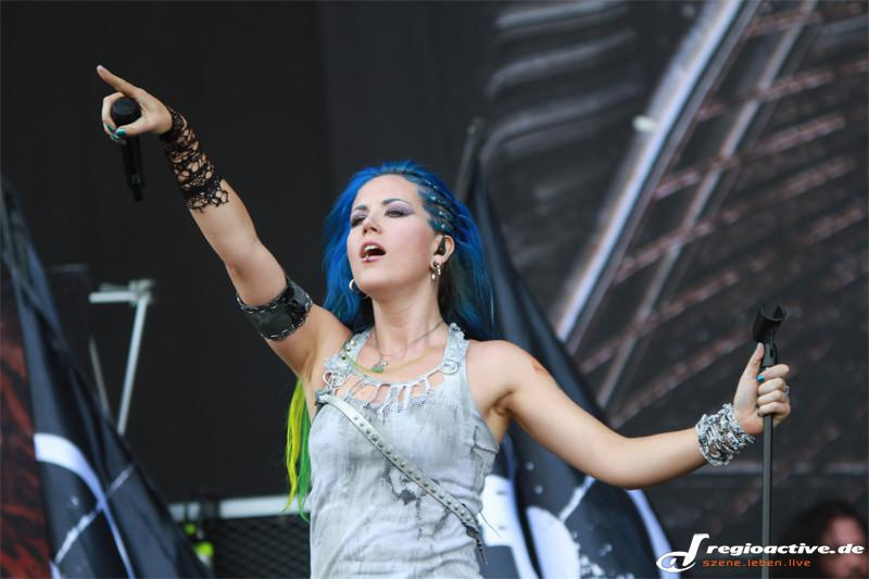 Arch Enemy (live beim Wacken Open Air, 2014)