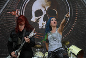 Fotos: Arch Enemy live beim Wacken Open Air 2014