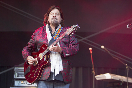 Ernsthaft - Fotos: Alan Parsons Live Project live im Hamburger Stadtpark