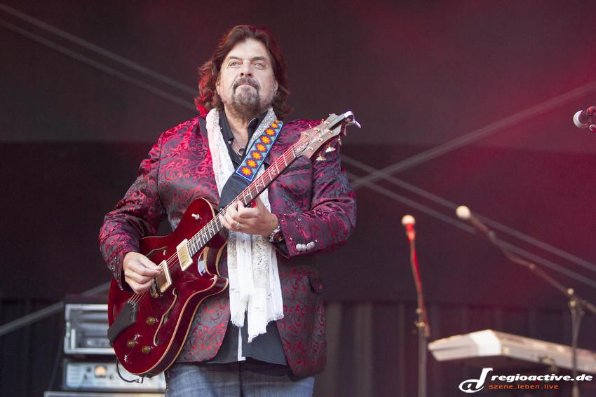 Alan Parsons Project (live in Hamburg, 2014)