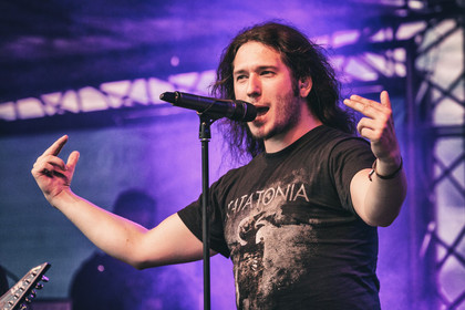 Metal aus Darmstadt - Fotos: All Will Know live beim Karben Open Air 2014
