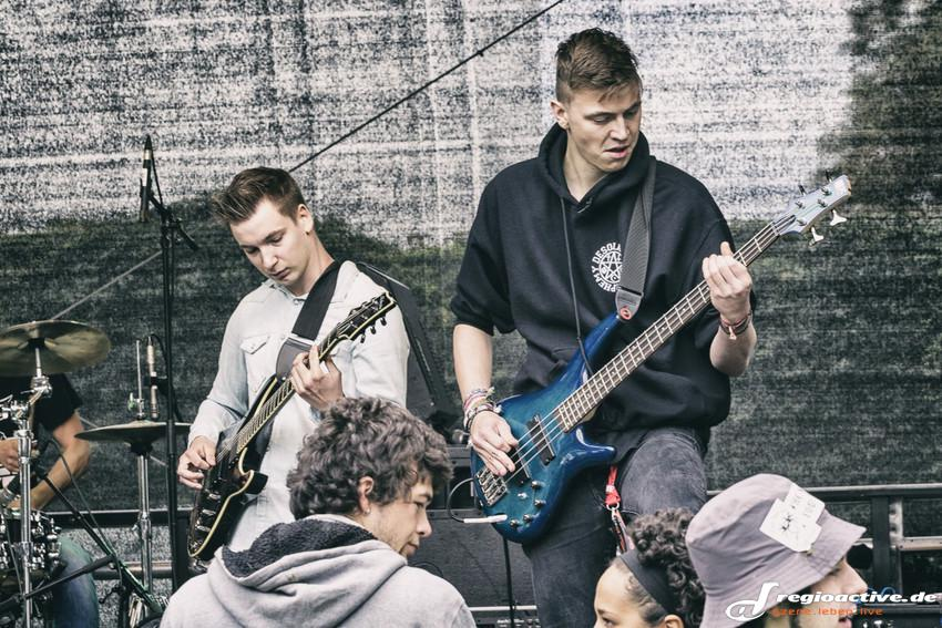 Imperfections (live beim Karben Open Air, 2014)