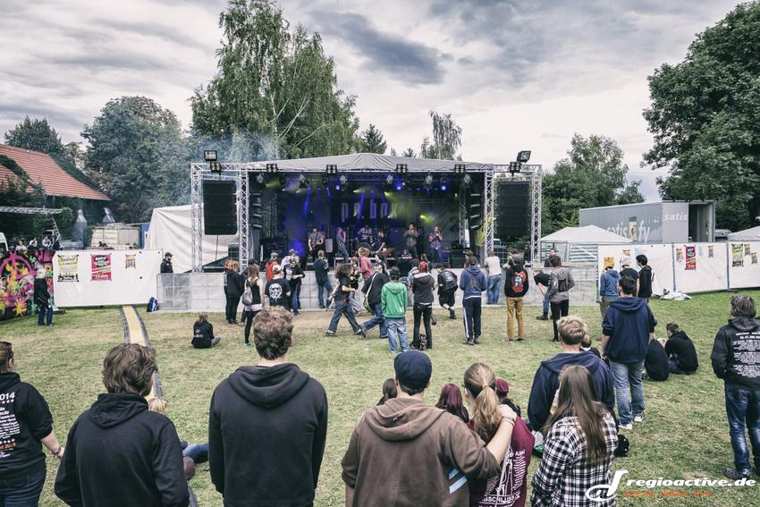 P.O.Box (live beim Karben Open Air, 2014)