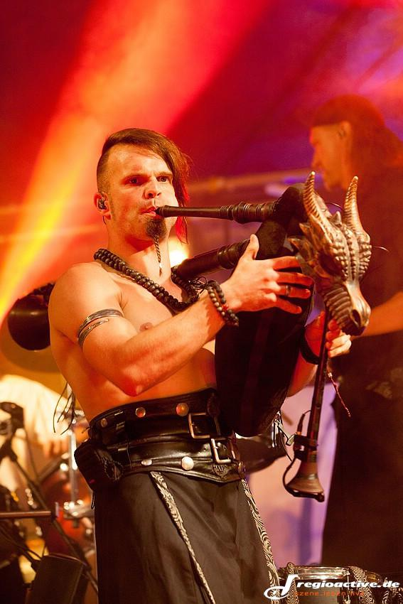 Saltatio Mortis (live beim Spectaculum in Speyer, 2014)