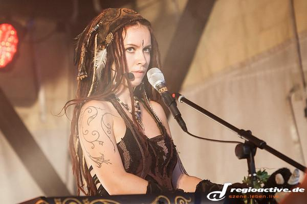 Fantasievoll - Fotos: Omnia live beim Spectaculum 2014 in Speyer